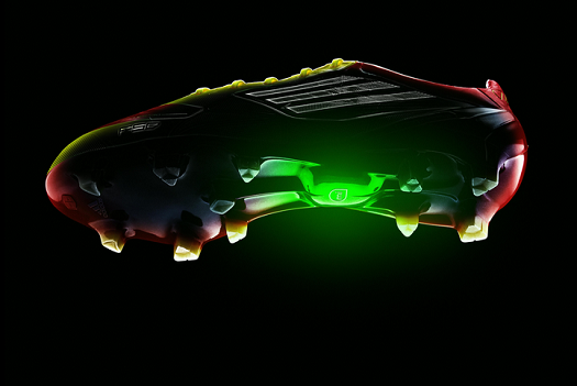 MiCoach Intelligent Soccer Cleats