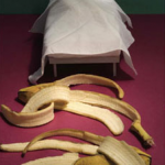 Bananas in Bed by Terry Border