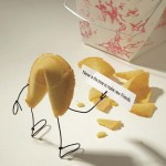 Fortune Cookie Demolition by Terry Border
